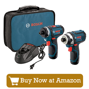 Drill/Driver and Impact Driver